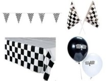 Racing Decorations Party Pack Bundle